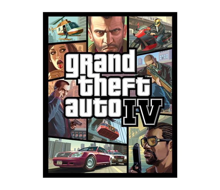 PC Grand Theft Auto IV GTA ESD Steam