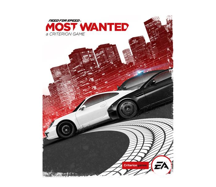 PC Need for Speed: Most Wanted ESD Origin