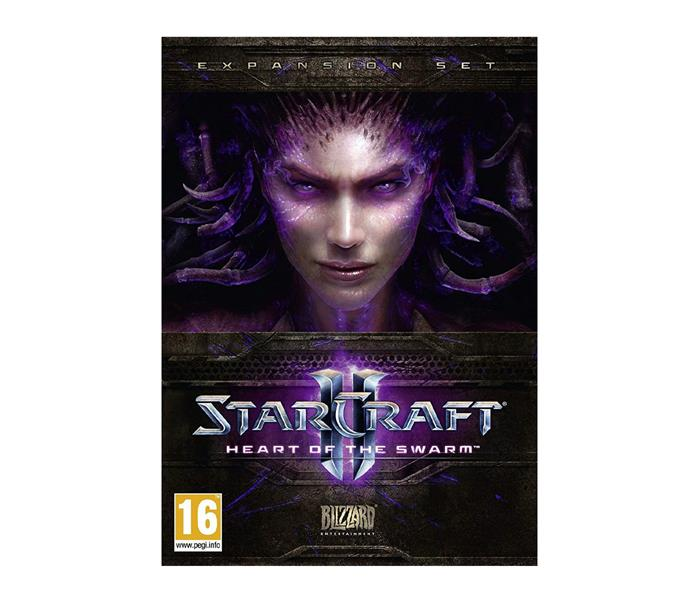 PC StarCraft 2: Heart of Swarm ESD Battle.net