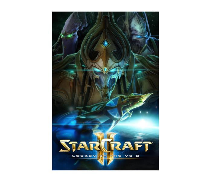 PC StarCraft 2: Legacy of the Void ESD Battle.net
