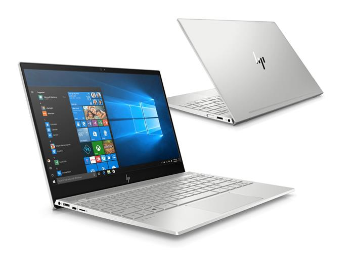 HP Envy 13 i5-8250U/8GB/480PCIe/Win10 IPS