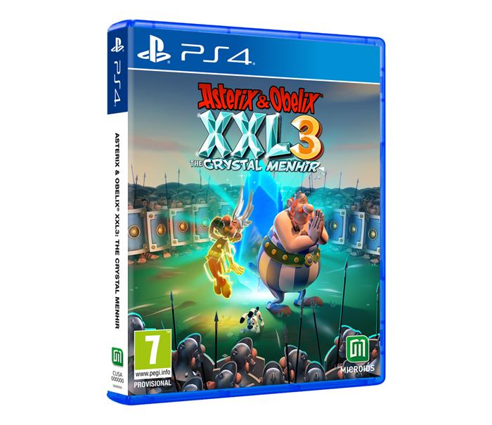 PlayStation Asterix & Obelix XXL3 Limited Edition