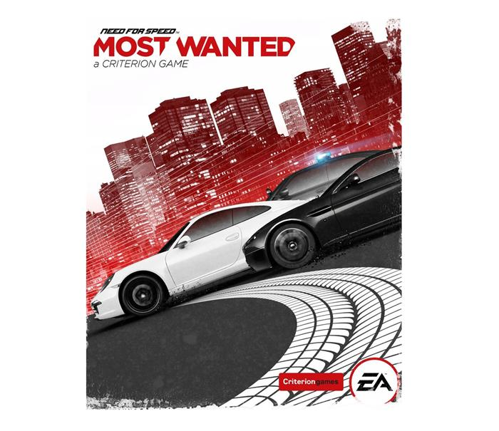 PC Need for Speed: Most Wanted ENG ESD Origin