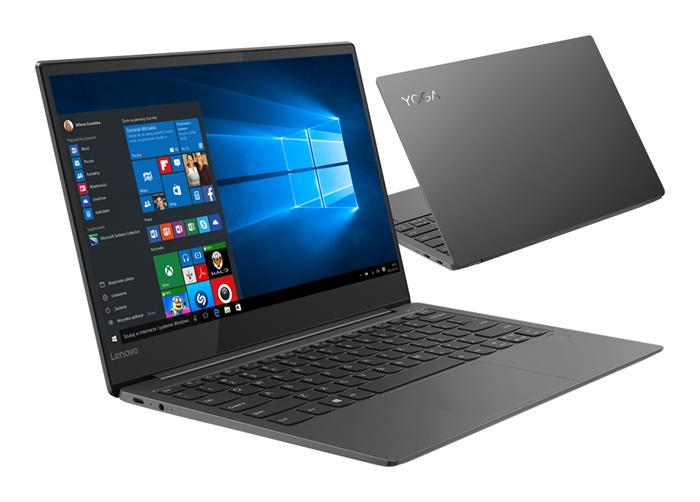 Lenovo YOGA S730-13 i7-8565U/8GB/256/Win10 Szary