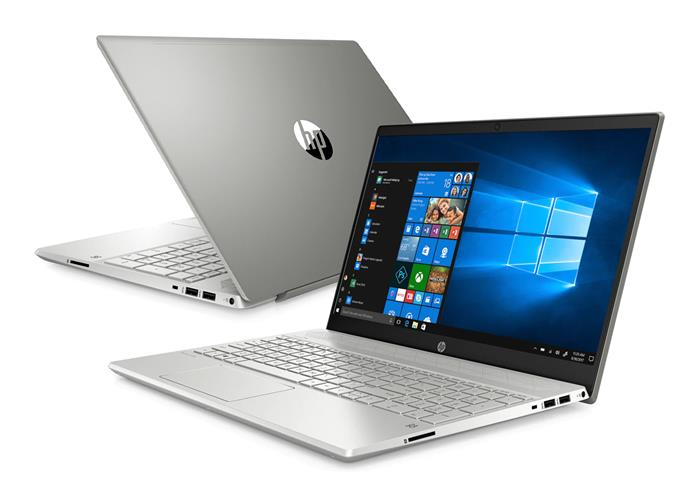 HP Pavilion 15 i5-8265/8GB/480/Win10 MX250 Silver