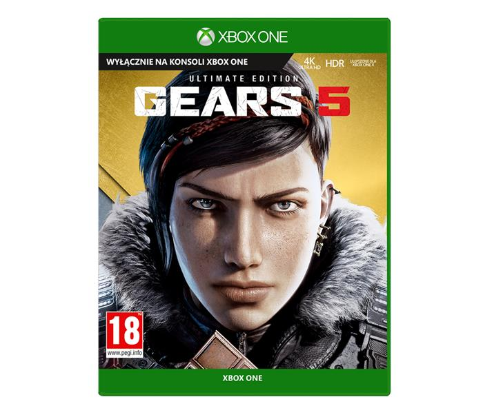 Xbox Gears of War 5 Ultimate Edition