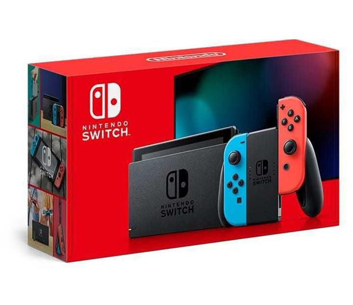 Nintendo Switch Joy-Con Red/Blue *NEW*