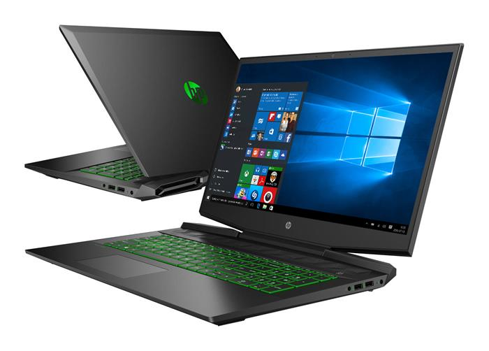 HP Pavilion Gaming i5-9300H/16GB/256/Win10x GTX1660Ti