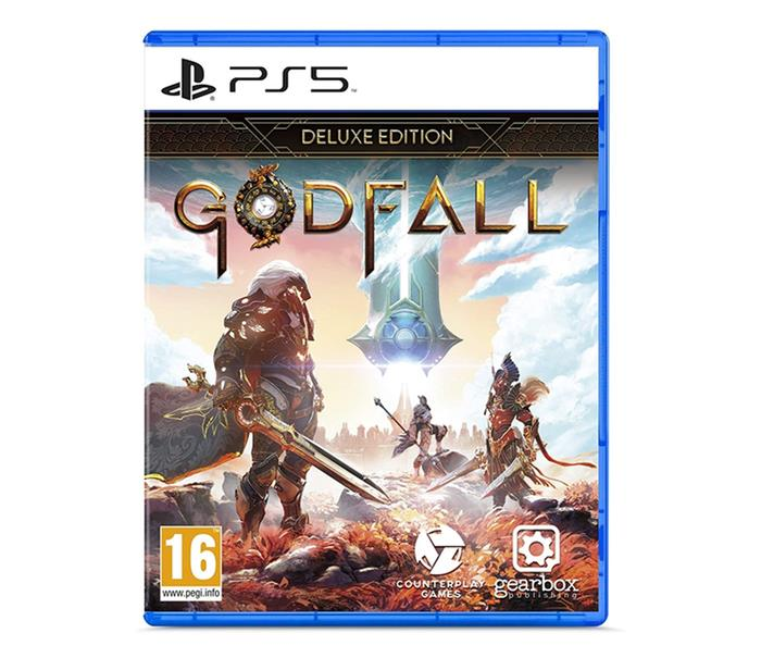 PlayStation Godfall Deluxe Edition