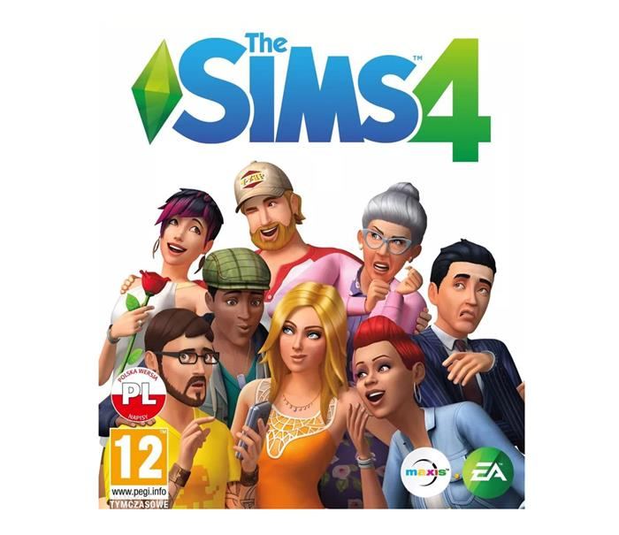 PC The Sims 4 ESD Origin