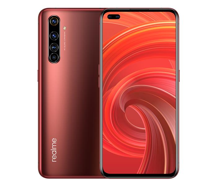 Realme X50 PRO Rust Red 12+256GB 5G 90Hz