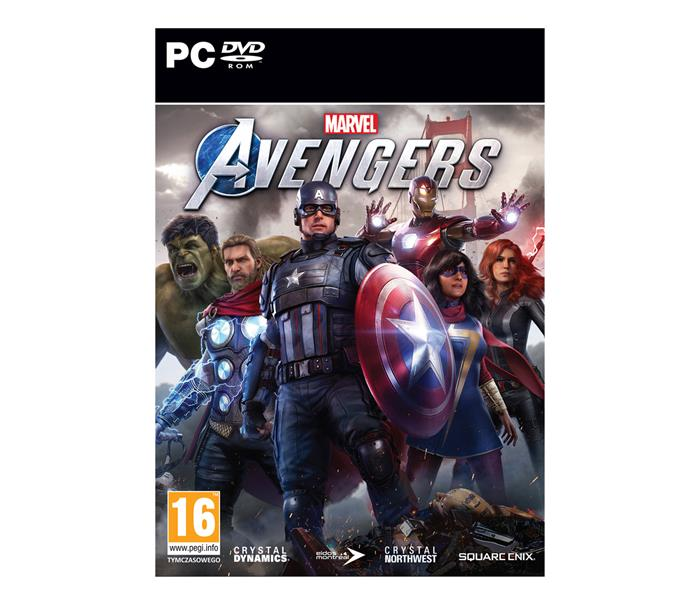 PC Marvel's Avengers