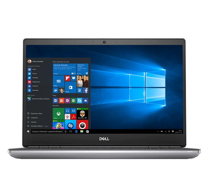 Dell Precision 7550 W-10855M/128GB/1TB/Win10P RTX5000