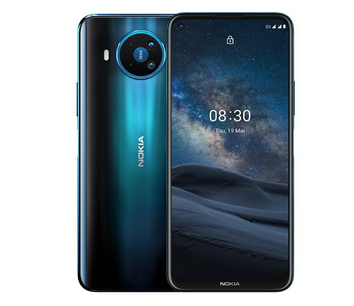 Nokia 8.3 5G Dual SIM 8/128GB Polar Night